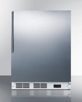 VT65MSSHVADA Freezer Front