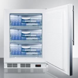 VT65MSSHVADA Freezer Full