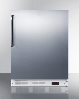VT65M7CSSADA Freezer Front