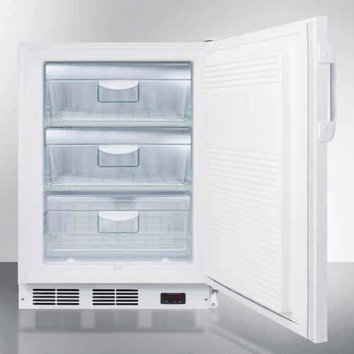 VT65MLADA Freezer Open