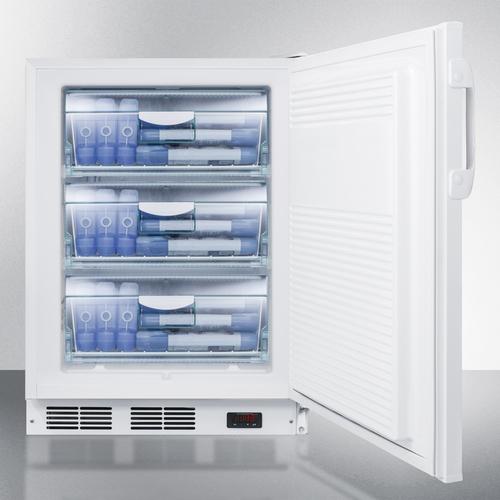 VT65MLADA Freezer Full
