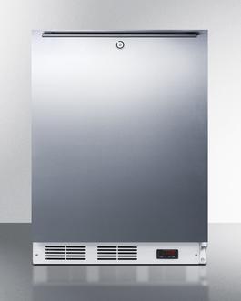 VT65MLBISSHHADA Freezer Front