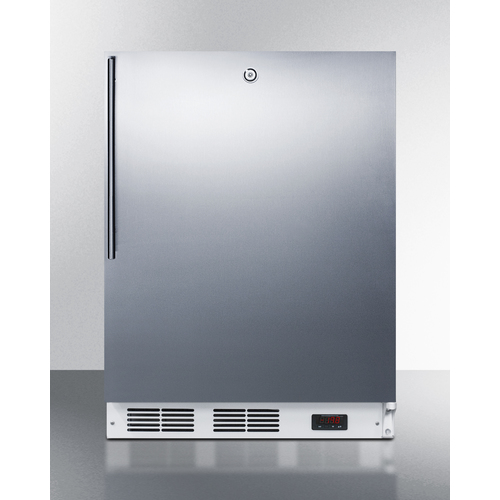 VT65ML7SSHVADA Freezer Front