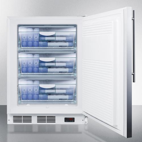 VT65ML7SSHVADA Freezer Full
