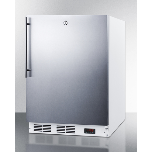 VT65ML7SSHVADA Freezer Angle