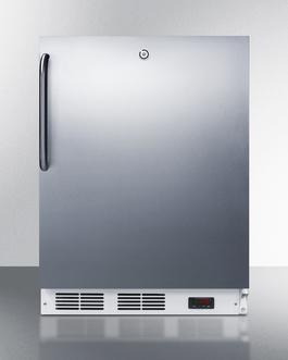 VT65MLCSSADA Freezer Front