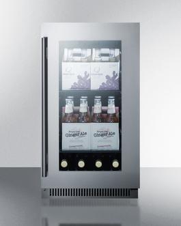 CL181WBV Refrigerator Full
