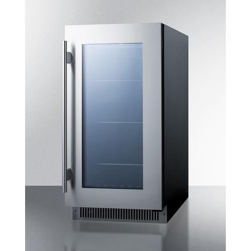 CL181WBV Refrigerator Angle