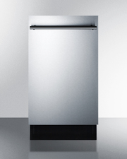 DW18SS2 Dishwasher Front