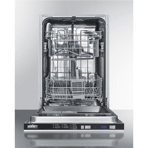 DW18SS2ADA Dishwasher Open