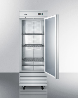 SCRR231 Refrigerator Open