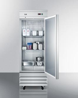 SCRR231 Refrigerator Full