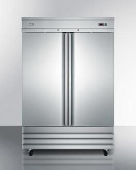 SCFF496 Freezer Front