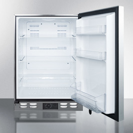 FF591OS Refrigerator Open