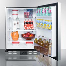 FF591OS Refrigerator Full
