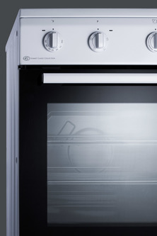 CLRE24WH Electric Range Detail