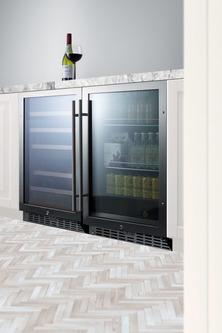 SCR2466PUB Refrigerator Set