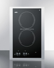 CR2220TK15 Electric Cooktop Front