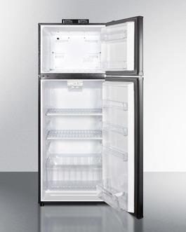 BKRF1119B Refrigerator Freezer Open