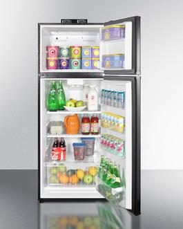 BKRF1119B Refrigerator Freezer Full