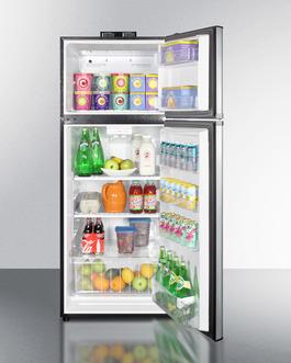 BKRF1159SS Refrigerator Freezer Full