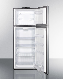 BKRF1159SS Refrigerator Freezer Open