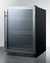 SCR2466PUB Refrigerator Angle
