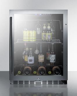 SCR2466PUB Refrigerator