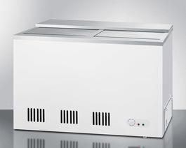 SCFR100MAN Freezer Angle