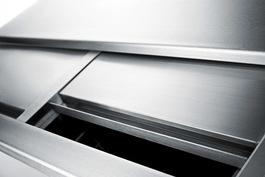 SCFR100MAN Freezer Detail