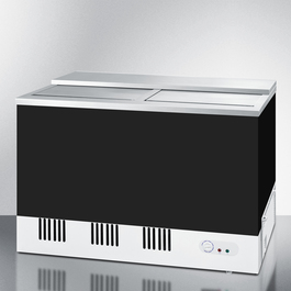 SCFR100MANCK Freezer Angle