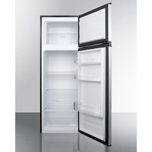 CP972SS Refrigerator Freezer Open