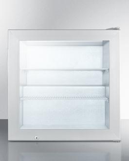 SCFU386CSS Freezer Front