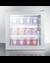 SCFU386CSS Freezer Full