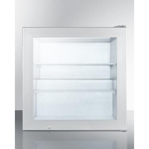 SCFU386FROST Freezer Front