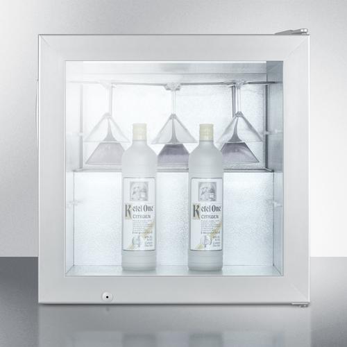 SCFU386VK Freezer Full