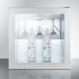 SCFU386CSSVK Freezer Full