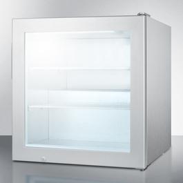 SCFU386CSSVK Freezer Angle