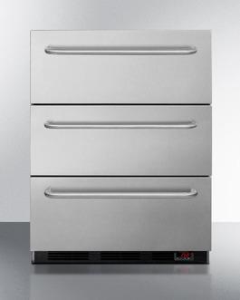 EQFM3DADA Freezer Front