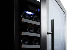 SWC902D Wine Cellar Detail