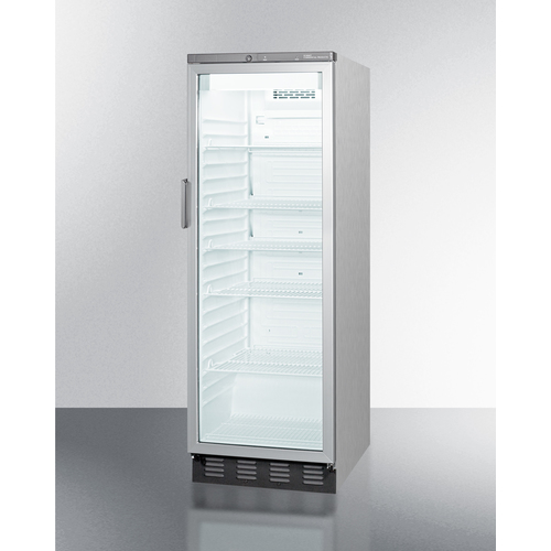 SCR1300CSS Refrigerator Angle