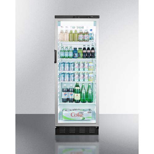 SCR1300CSS Refrigerator Full