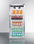 SCR1006 Refrigerator Full
