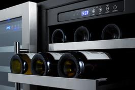 SWC3668ADA Wine Cellar Detail