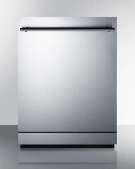 DW2433SS2ADA Dishwasher Front