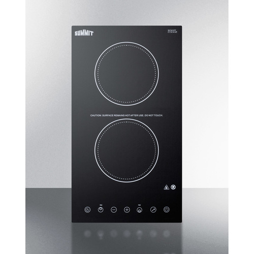 CR2B15T1B Electric Cooktop Front