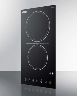 CR2B23T3B Electric Cooktop Angle