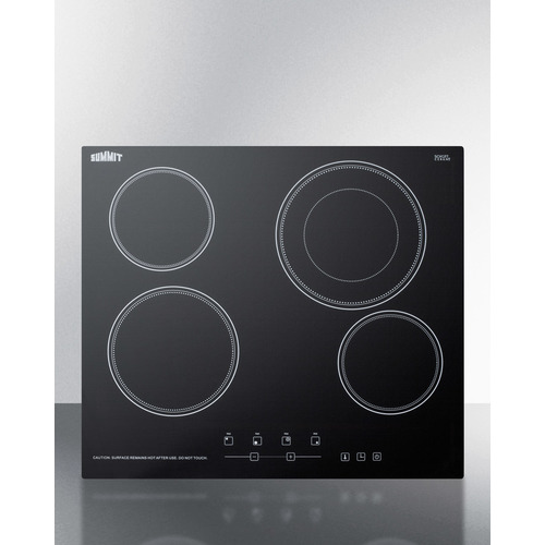 CR4B23T5B Electric Cooktop Front
