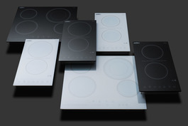CR4B23T5B Electric Cooktop Group