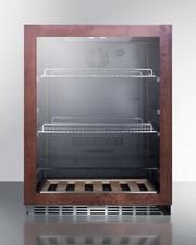 SCR2466PUBPNR Refrigerator Front